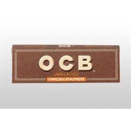CARTINA OCB CORTA VIRGIN BROWN                            50