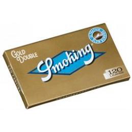 CARTINA SMOKING CORTA ORO DOPPIA               A00024007  25